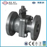 Válvula de esfera do ferro de molde ANSI-125/150