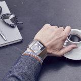 Milanese Armband van het Metaal van de Lijn voor de Ionische Riem van het Roestvrij staal van de Band Fitbit