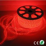 AC110V 230V heller SMD5050 dekorativer Streifen der Leistungs-LED des Weihnachtenled