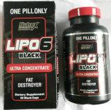 Investigação Nutrex saudáveis 60 Count Rx Completar Lipo-6 Cápsula de perda de peso