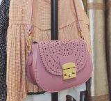 Sacchetto operato di Crossbody della cavità del sacchetto delle donne del sacchetto di spalla delle donne della borsa della sella delle signore (WDL0998)