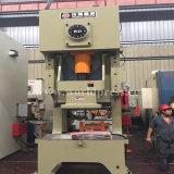 Máquina 400ton da imprensa de perfurador do metal da chapa de aço da série Jh21