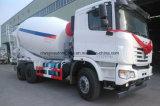 Camion de distribution de la colle de Cbm du camion 8 de rouleau de tambour de mélangeur concret de C&C 6X4