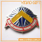 Divisa del Pin de la impresión de la insignia de la alta calidad para el regalo promocional (YB-SM-36)