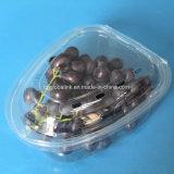 Imballaggio di plastica della frutta delle coperture superiori della frutta di Cuore-Figura