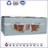 Cuadro personalizado de café de papel corrugado para embalaje