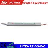alimentazione elettrica ultrasottile di 12V 3A LED con le Htb-Serie di RoHS del Ce