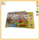 Alta stampa del libro di bambini di colore completo di Qaulity 3D (OEM-GL002)