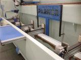 Perfuração de alumínio fazendo à máquina da parede de cortina do CNC que mmói processando o centro