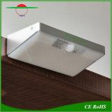 Éclairage extérieur LED solaire Powered la lampe du capteur extérieur rechargeable Lampara