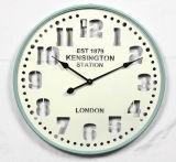 Часы стены металла Antique украшения способа домашние