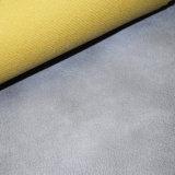 靴、袋、家具(HS-L24)のための安定したPUファブリック革製造者