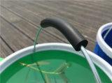 De grote Draagbare Opvouwbare 10L het Kamperen Vouwbare Emmer van het Ijswater
