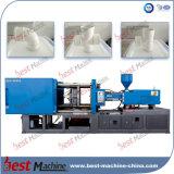 Extrusión de plástico de alto volumen de la máquina de moldeo por inyección para accesorios de tubería codo/