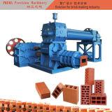 赤い粘土の煉瓦作成機械真空の押出機