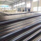 Хорошее качество водоснабжения большого диаметра 1400 мм HDPE трубы