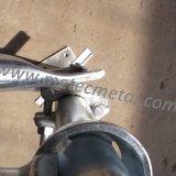 Parentesi graffa diagonale del morsetto dell'impalcatura nel sistema di Cuplock