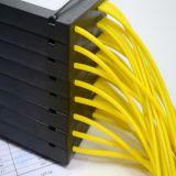 1X4 connecteur de fibre optique uni-mode du diviseur Sc/APC