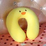 Pato Amarillo de algodón de la memoria forma de U Cuello almohada atención proveedor chino