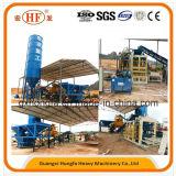 Bloc concret hydraulique automatique de la brique Qt8-15 faisant la machine