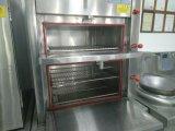 Vapor comercial de los Cocina-Mariscos de la inducción