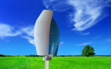 Низкое цена генератора турбины энергии ветра скорости ветра 200W 12V/24V спиральн