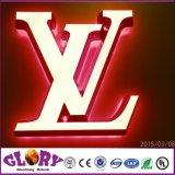 Знак СИД напольный и крытый металла письма освещения