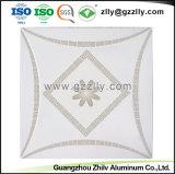 Декоративные материалы Художественное оформление алюминиевой панели декоративный потолок с ISO9001