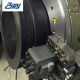Außendurchmesser-Eingehangenes bewegliches hydraulisches (elektrisch) spaltete Rahmen-/Rohr-Ausschnitt und abschrägenmaschine - Sfm6072h auf