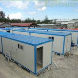 Piegare la Camera del contenitore per l'ufficio provvisorio/avuto prefabbricato la Camera della costruzione per il campo di lavoro con la Camera di /Container della cucina