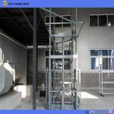 中国の製造のHydraculicのガイド・レールの貨物上昇