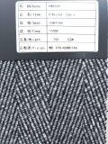 Hw6500 100%년 폴리에스테 가짜 모직에 의하여 뜨개질을 하는 직물