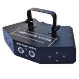Exposition à rayon laser de lumière laser de lecture de système de d'éclairage de disco avec le contrôle de voix