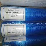 145gr het blauwe Netwerk van de Glasvezel van de Kleur Alkali Bestand voor het Beton van de Versterking