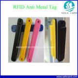 세탁물 꼬리표 RFID는 꼬리표 125kHz/13.56MHz 세탁물 꼬리표를 입는다