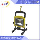 10W nachladbares LED Flut-Licht, im Freienflut-Licht