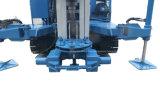 Plataforma de perforación hidráulica del receptor de papel de agua de la correa eslabonada de Ydl-300dt