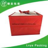 En PP non tissé laminé sac fourre-tout de shopping avec taille personnalisée