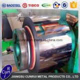 0.5Mm no 4 de la bobine en acier inoxydable 304L