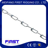 Fabricante profesional de la cadena de doble bucle estándar de EE.UU.
