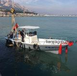 Liya 7,6m Panga Barcos de pesca Barco de casco de fibra de vidro