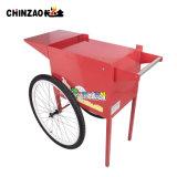 Il carrello elettrico commerciale della macchina del popcorn spinge la macchina dello spuntino (CHZ-8A)
