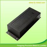 Алюминиевый кожух вентилятора шассиего - шассиий снабжения жилищем для электрических контроль и фотографировать