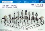 DIN/3A/SMS/Raccords de tuyaux de l'ISO le capuchon de l'écrou borgne