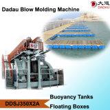 2 couches de corps creux de machine de soufflage pour les réservoirs de flottement