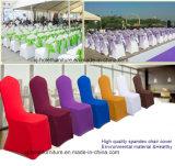 ホテルのための耐久のスパンデックスの宴会の椅子カバーかレストランまたは結婚式