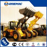 Chargeur sur roues de 5 tonnes XCMG avec moteur Wechai ZL50GN