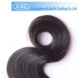 Категория 7A бразильского Virgin человеческого волоса плетение
