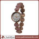 Мода повседневный Quartz водонепроницаемый роскошные дамы часы