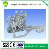 알루미늄 Partprecision Aluminu를 기계로 가공하는 주물 CNC를 정지하십시오